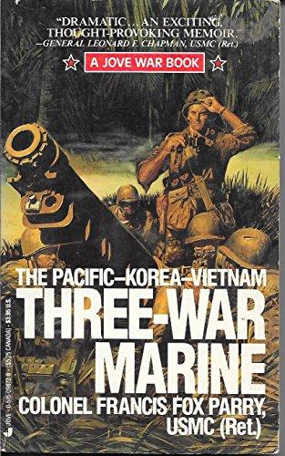 9780515098723: Three-War Marine