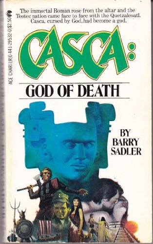 9780515099195: God of Death - Casca #2
