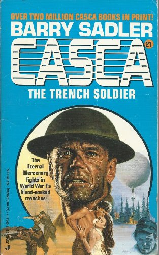 9780515099317: The Trench Soldier (Casca, No. 21)