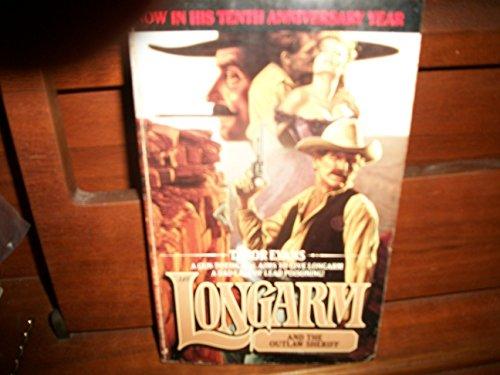 Longarm 127: Outlaw: Evans, Tabor