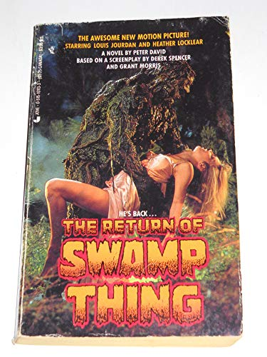 9780515101133: The Return of Swamp Thing