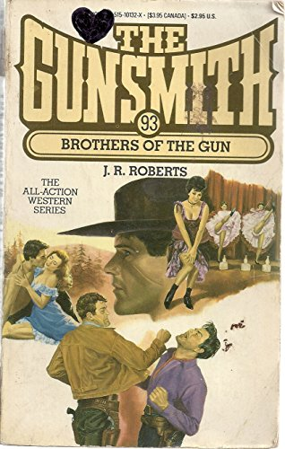 The Gunsmith 093: Brothers (Gunsmith, The): Roberts, J. R.
