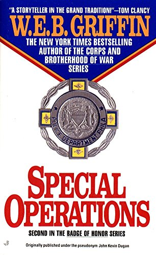 9780515101485: Special Operations (Badge Of Honor)