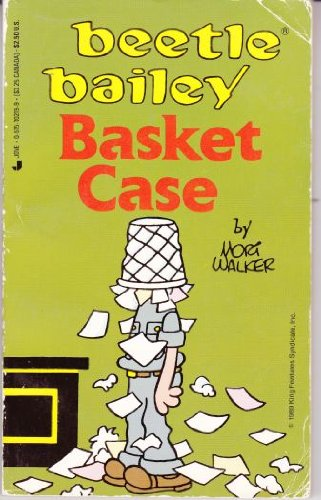 9780515102192: B Bailey/basket Case (Beetle Bailey)