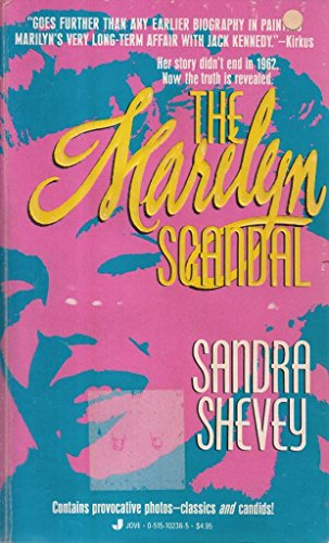 9780515102383: The Marilyn Scandal