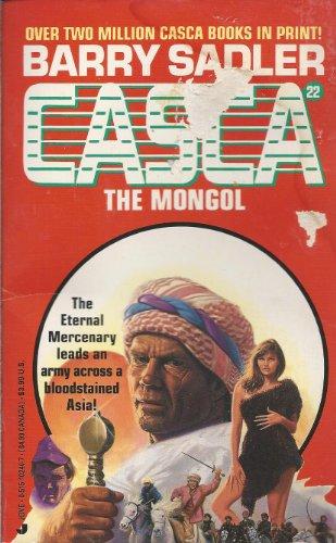 9780515102406: The Mongol (Casca, No. 22)