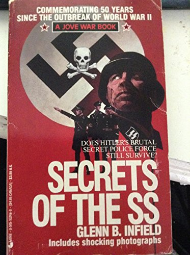9780515102468: Secrets Of The SS