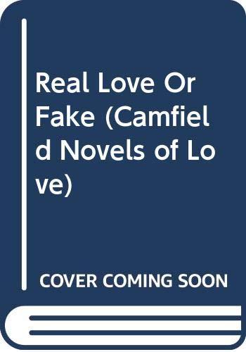 9780515102475: Real Love Or Fake (Camfield Novels of Love)