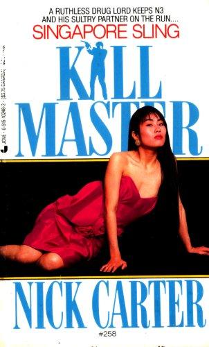 9780515102482: Killmaster #258/singa