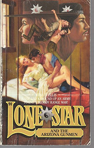 Lone Star and The Arizona Gunman#91: Ellis, Wesley