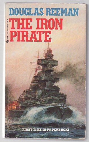 9780515103489: The Iron Pirate