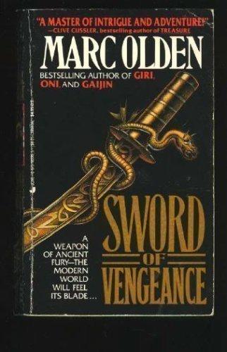 Sword Of Vengeance: Marc Olden