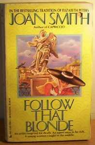 9780515103847: Follow That Blonde