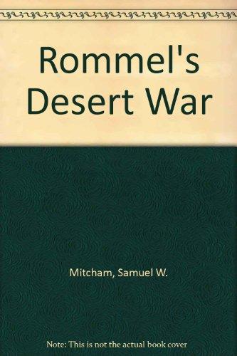9780515103892: Rommel's Desert War