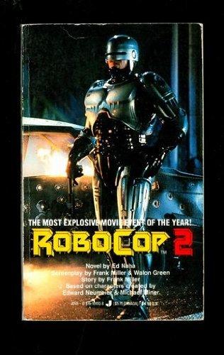 9780515104103: RoboCop 2: A Novel