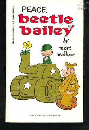 9780515104325: Peace, Beetle Bailey