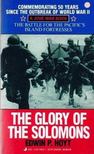 9780515104509: Glory Of The Solomons