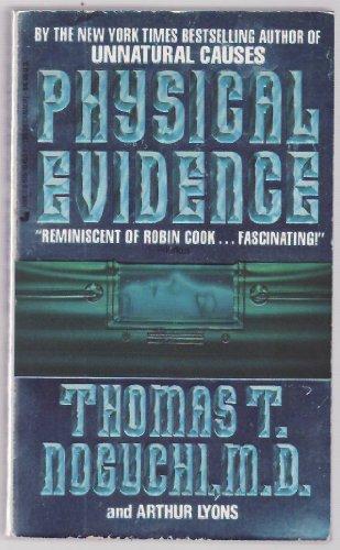 Beispielbild für Physical Evidence zum Verkauf von Better World Books