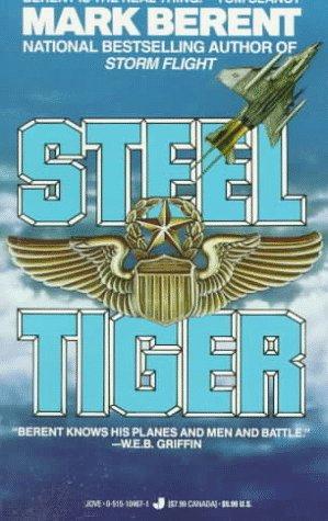 9780515104677: Steel Tiger