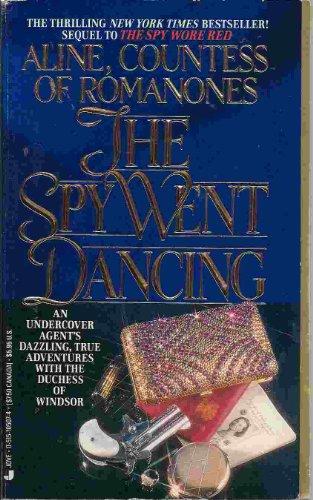 9780515105070: The Spy Went Dancing