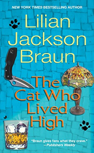 9780515105667: The Cat Who Lived High