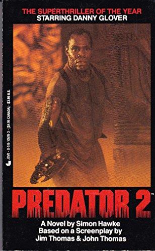 9780515105780: Predator 2: A Novel
