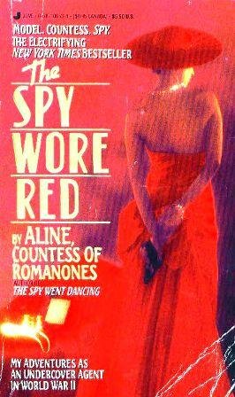 9780515106534: Spy Wore Red