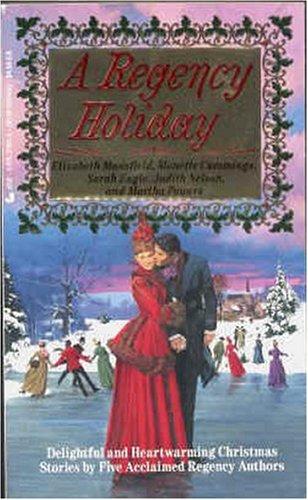 9780515107050: Regency Holiday