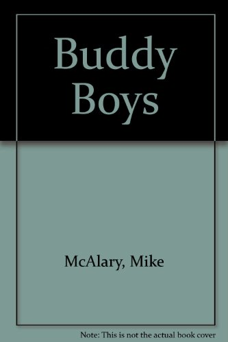 9780515107975: Buddy Boys