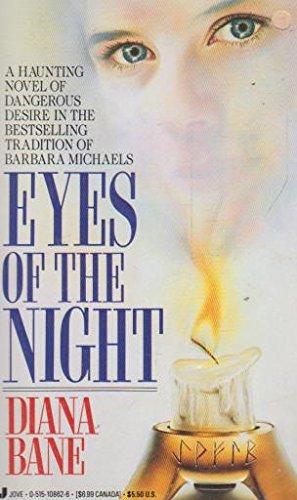 9780515108620: Eyes Of The Night