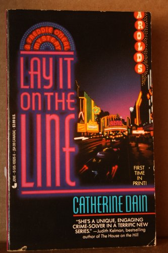 9780515109269: Lay It On The Line (Freddie O'Neal, P.I. mysteries)