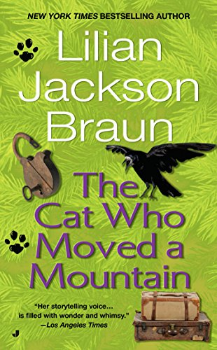 9780515109504: The Cat Who Moved a Mountain