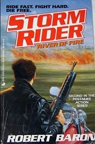 9780515109764: Stormrider: River of Fire (Stormrider, No 2)