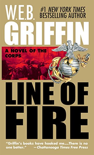 9780515110135: Line of Fire (The Corps, Book 5)