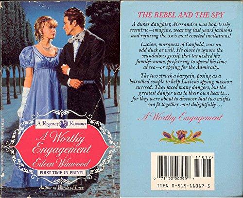 9780515110173: A Worthy Engagement (A Regency Romance)