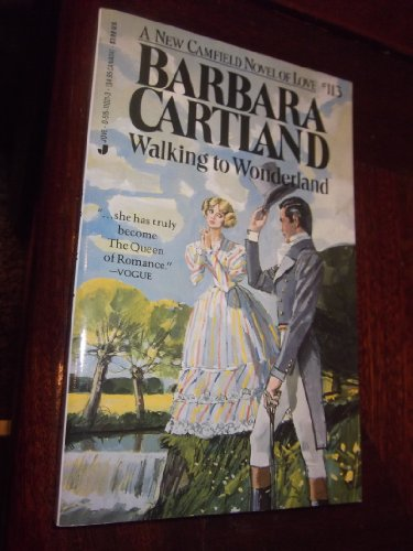 9780515110210: Walking To Wonderland (Camfield Novels of Love)