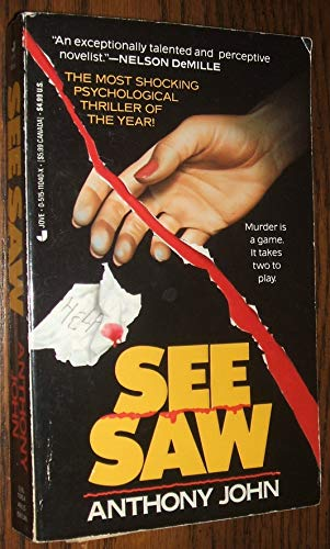 See Saw (9780515110401) by Anthony John