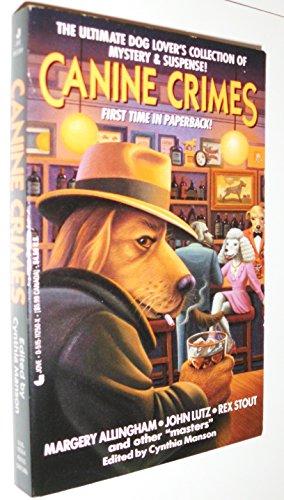 9780515112504: Canine Crimes