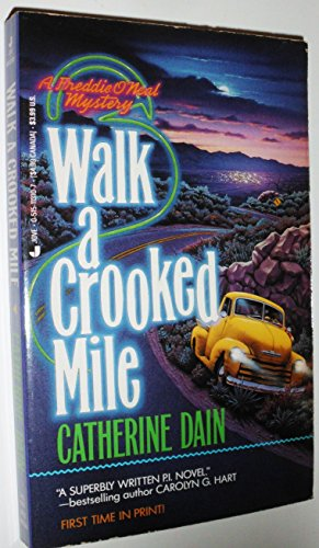 9780515113105: Walk A Crooked Mile