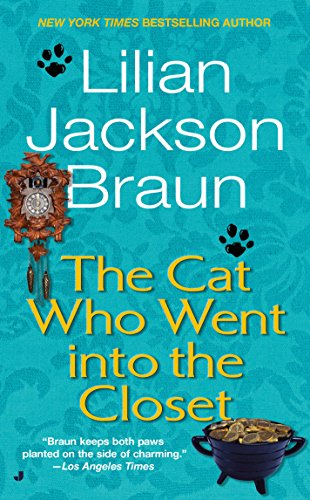 The Cat Who Went into the Closet: Lilian Jackson Braun
