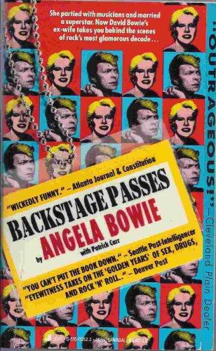 9780515113525: Backstage Passes