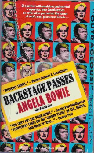 9780515113525: Backstage Passes
