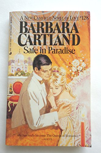 9780515113594: Safe In Paradise (Camfield Novels of Love)