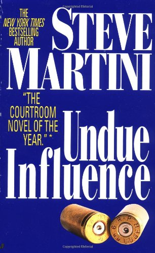 9780515116052: Undue Influence (Paul Madriani Novel)