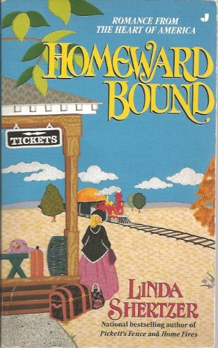 Homeward Bound (Homespun) (0515116378) by Shertzer, Linda