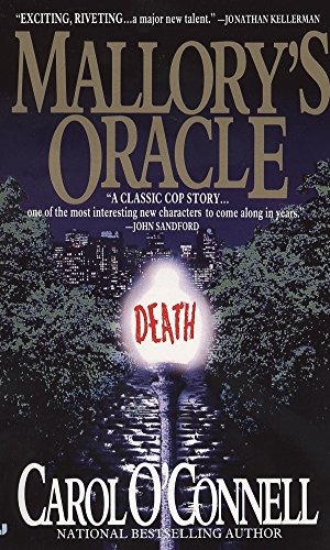 Mallory's Oracle (Mass Market Paperback) 9780515116472 Jonathan Kellerman says Mallory's Oracle is  a joy.  Nelson DeMille and other advance readers have called it  truly amazing,    a classi