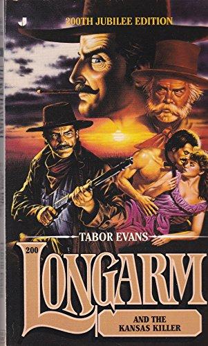 Longarm and the Kansas Killer: Evans, Tabor