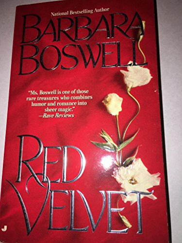 Red Velvet (0515117439) by Barbara Boswell