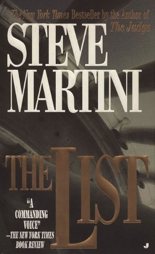 The List: Martini, Steve