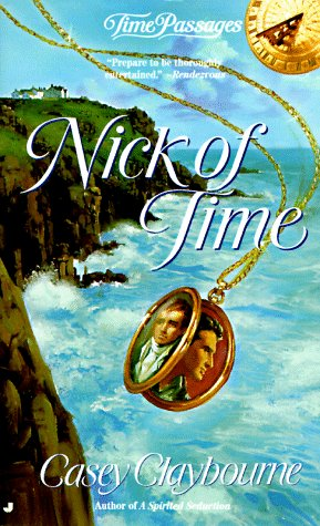 Nick of Time (0515121894) by Claybourne, Casey